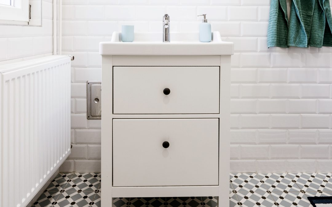 3 of Our Favourite Bathroom Flooring Trends